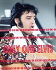 1970 ELVIS PRESLEY in the MOVIES 'That's The Way It Is' LARGE Photo NEW 004