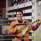 "1968 ELVIS PRESLEY in the MOVIES ""SPEEDWAY"" Set PHOTO Playing Guitar"