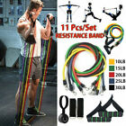 Exercise Fitness Tube Resistance Bands Set Strength Training Slimming Product# image