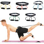 Booty Butt Band Workout Resistance Belt Tone Firm Gym Fitnesss Exercise image