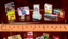 MINIATURES for Doll Houses or Display - $2.75 each! (a)