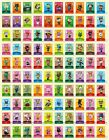 New Animal Crossing amiibo Cards Series 1 - Pick Your Character