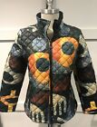 """Dolcezza """"Collage"""" Quilted Puffer Jacket"""