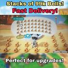 Animal Crossing New Horizons Bells | Stacks of 99 Bells | Fast Delivery!