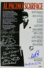 SCARFACE AL PACINO SIGNED Movie Art Silk Poster 24x36inch