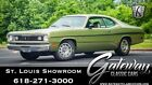1970 Plymouth Duster  Lime Green F4 1970 Plymouth Duster Coupe 318 CID V8 3 Speed Manual Available Now