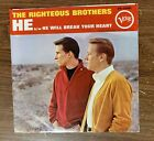 Vintage The Righteous Brothers 45 RPM 7
