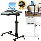 Adjustable Portable Laptop Desk Table Stand Lap Sofa Bed PC Notebook Study...