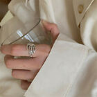 925 Silver Skull Ring Fashion Men Hip Hop Jewelry Viking Punk Two Tone Gold Ring