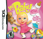 My Baby Girl (Nintendo DS, 2008) Complete with Manual