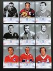 2008-09 UD Montreal Canadiens Centennial Habs PICK YOUR SP CARDS  *virtus* $3.0 CAD on eBay