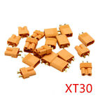 1/5/10 Pairs XT30 Power Connector Plug Socket For RC Quadcopter Helicopter Lipo