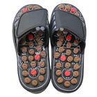Reflexology Sandals Foot Massage Slipper Acupressure Therapy Shoes US SHIP ASAP