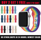 Silicone Sport Band iWatch Strap for Apple Watch Series 5 4 3 2 1 38/42/40/44mm image