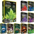 National Geographic STEM Science and Geology Kits Crystals, Shark, Gem Dig, Dino