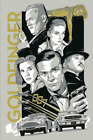 James Bond 007 Goldfinger Movie Art Silk Poster 24x36inch $11.88 USD on eBay