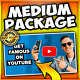 YouTube Video Promotion - Real USA Traffic via Google Ads - MEDIUM PACKAGE