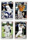 2020 Bowman Base Paper #1-100 & Prospects #BP1-150 - Complete Your Set You Pick! on Ebay