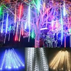 192/384/360/540 LED Meteor Shower Falling Star Rain Drop Icicle Snow Fairy Light