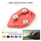 Side Stand Extension Pad Kickstand Large Plate For Honda CBR1000RR 2008-2016