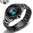 LIGE Men's Smart watch for Android