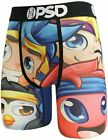 PSD Men's Ninja Friends Boxer Briefs