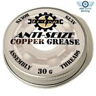 COPPER GREASE Anti-Seize Assembly Lubricant 30g Pot - Bikes, Cycles & Automotive <br/> Premium Anti-Seize COPPER GREASE by Go-Gear £3.99RRP