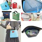 Thermal Insulated Lunch Bag Cool Bag Picnic Adult Kids Food Storage Lunch Box