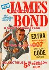 "THUNDERBALL 1966 Rocket Belt JAMES BOND 007 = POSTER Wax Pack 8 SIZES 17"" - 3 FT $50.78 USD on eBay"