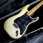 Used Fender Usa 25Th Anniversary Stratocaster Silver *Sex946 for sale