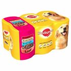 Pedigree Mixed Selection in Loaf Dog Food | Dogs