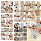 Silicone Clear Stamps Transparent Stamps DIY Scrapbooking Paper Craft Christmas