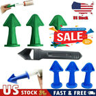 4pcs Silicone Caulking Finisher Tool Nozzle Applicator Spatulas Filler Spreader