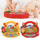 Musical Educational Animal Farm Piano Developmental Music Toys for Baby Kids UK