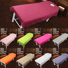 US Beauty Salon Massage Bed Table Soft Cover Spa Couch Sheet 80/120*190cm HOTSAL