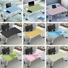 Folding Laptop Table Stand Bed Computer Desk Bed Picnic Stand Notebook Tray...