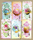 Hang Tags YUMMY COLORFUL MIXED CUPCAKE DESSERT TAGS T 71 Gift Tags