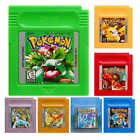 Kyпить NEW GBC Pokemon Game Card Carts GameBoy For Nintendo Color Version Cartridge HOT на еВаy.соm