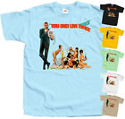 James Bond You Only Live Twice V1 Agent 007 movie 1967 T Shirt All sizes S-5XL $18.0 USD on eBay
