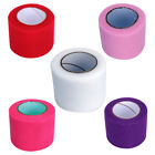 25Yards/lot 5cm Tulle Rolls Fabric Spool Crafts Party Wedding Decoration 20