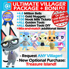 Kyпить Animal Crossing New Horizons Ultimate Villager Package ???? FAST ???? More Freebies! на еВаy.соm