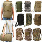 50L Military Tactical Backpack Rucksack Outdoor Sport Camping Reisetasche Bag AS