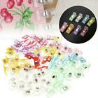 Plastic Holding Clip Set For Crafts Quilting Sewing Knitting N8o9 Kits Diy A3q8