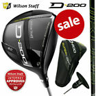 Wilson Staff D200 Superlight Men's Adjustable Golf Driver (Regular Flex)