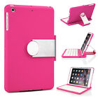 For Apple iPad Mini 1 2 3 Stand Case Cover With Bluetooth Keyboard 360° Rotating