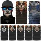 Face Mask Cover Neck Gaiter Shield Motorcycle Cycling Scarf Seamless Protection