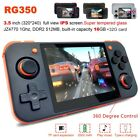 3.5'' IPS Screen RG350 Retro Handheld Video Game Console Player 32G Rechargeable