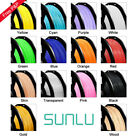 Kyпить SUNLU 3D Printer Filament 1.75mm ABS PLA PETG SILK PLA+ 1kg/2.2lb Multiple Color на еВаy.соm