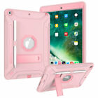 Protective Case For iPad 10.2 7th Generation 2019 Hybrid Silicone Stand Cover
