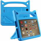 "For Amazon Fire HD 10 2019 9th Gen 10.1"" Tablet Kids Shockproof Stand Case Cover"